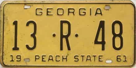 YOM 1961 GA (Truck)