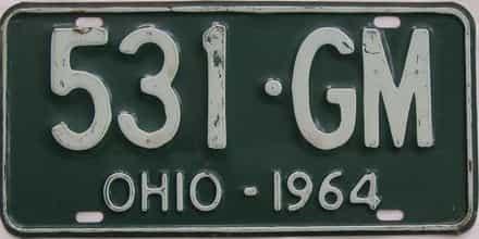 1964 OH (Single)