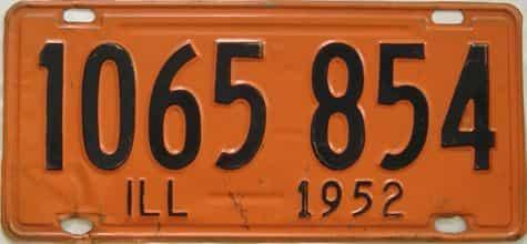 1952 IL (Single)