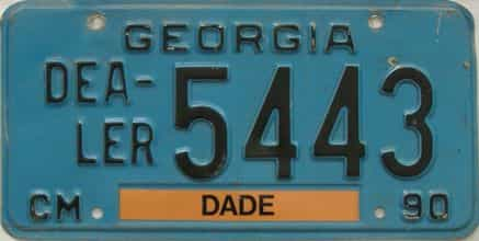 1990 GA (Dealer)