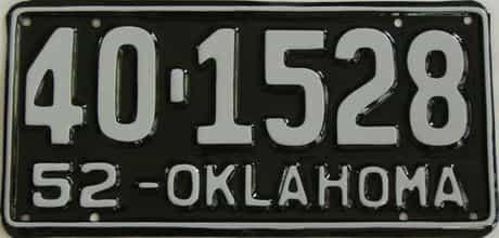 RESTORED 1952 OK
