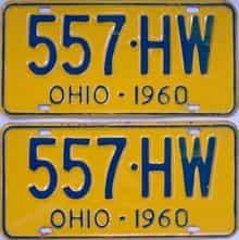 1960 OH (Pair)