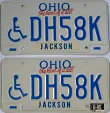 1995 OH (Pair)