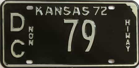 1972 KS (Non Pass)