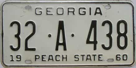 YOM 1960 GA