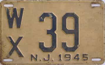 1945 NJ