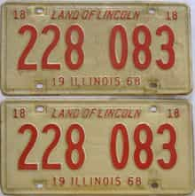 1968 IL (Pair)