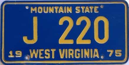 1975 WV (Non Passenger)