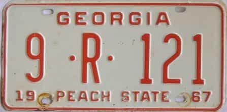 YOM 1967 GA (Truck)