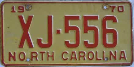 1970 NC