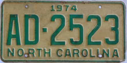 1974 NC