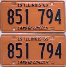 1969 IL (Pair)