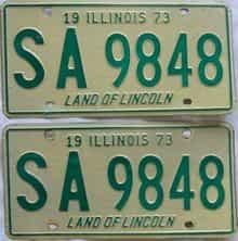 1973 IL (Pair)