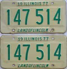 1977 IL (Pair)