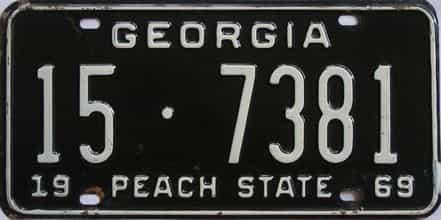YOM 1969 GA