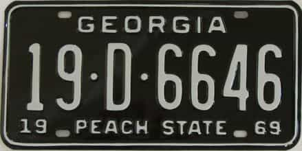 YOM RESTORED 1969 GA