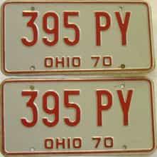 1970 OH (Pair)