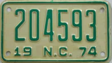 1974 NC (Motorcycle)