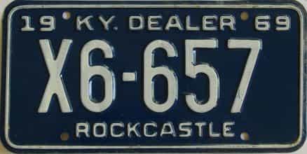 1969 KY (Dealer)