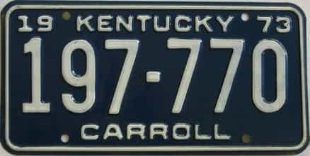 1973 KY