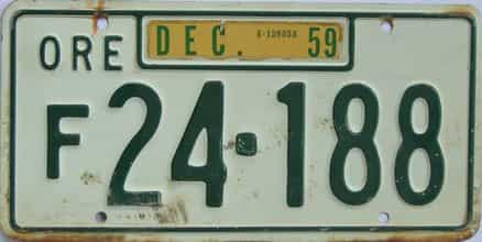 1959 OR (Non Pass)