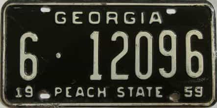 YOM 1959 GA