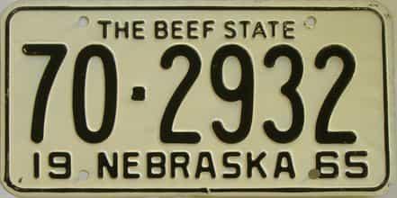 1965 NE (Single)