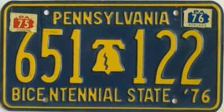 1976 PA
