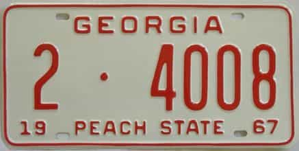 YOM RESTORED 1967 GA