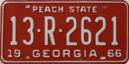 YOM RESTORED 1966 GA (Truck)