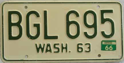 1966 WA (Single)