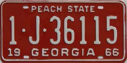 YOM RESTORED 1966 GA