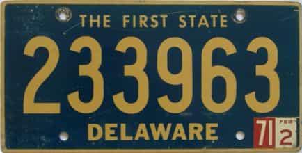 1971 DE
