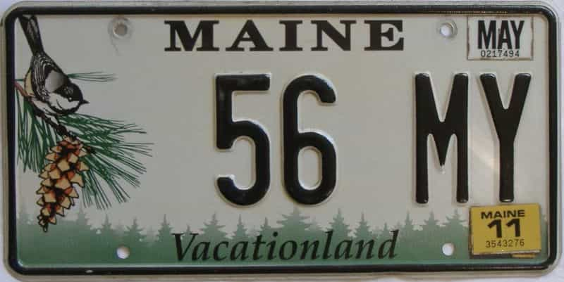 2011 ME (Vanity) license plate for sale