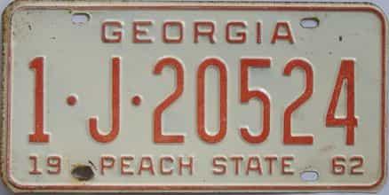 YOM 1962 GA