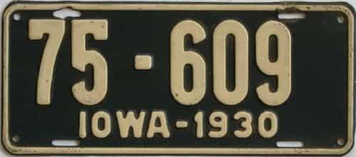 1930 IA (Single)