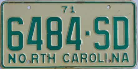 1971 NC (Truck)