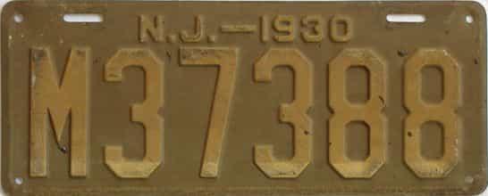 1930 NJ (Single)