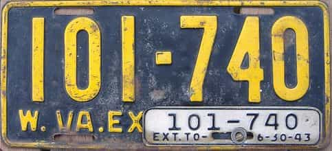 1943 WV