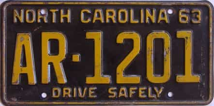 1963 NC