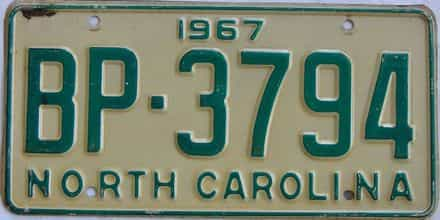 1967 NC