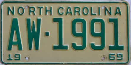 1969 NC