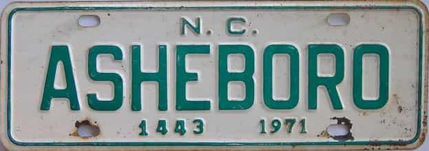 1971 NC (Non Passenger)