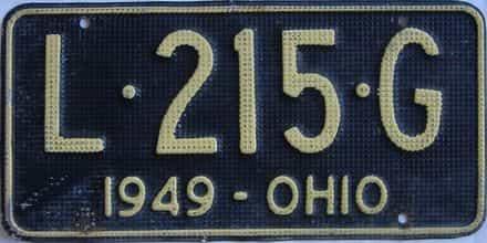 1949 OH (Single)