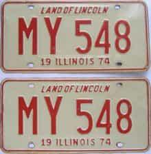 1974 IL (Pair)