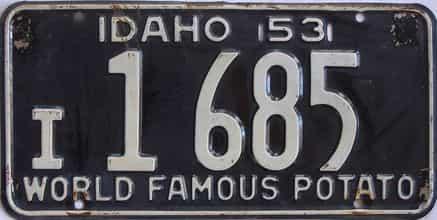 1953 ID (Single)