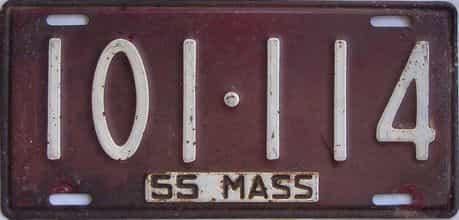 1955 MA (Single)