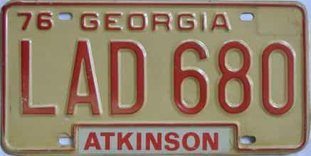 1976 GA