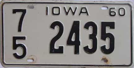 1960 IA (Single)