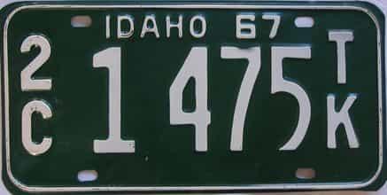 1967 ID (Truck)